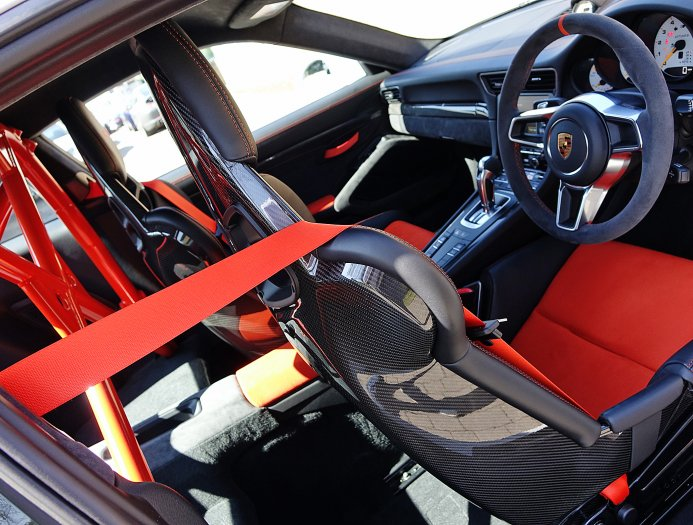 Richard Hammond-Porsche 911 GT3 RS For Sale-Romans-4