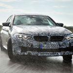 2018 BMW M5-Prototype-5