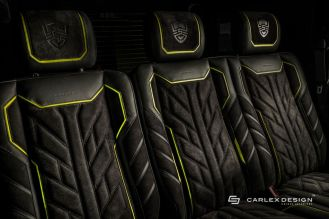 Mercedes-Benz Brabus G500 4x4² by Carlex Design-7