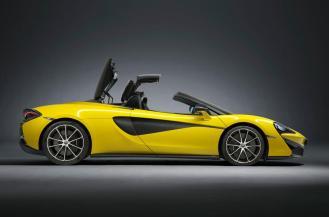 McLaren 570S Spider-launch-3