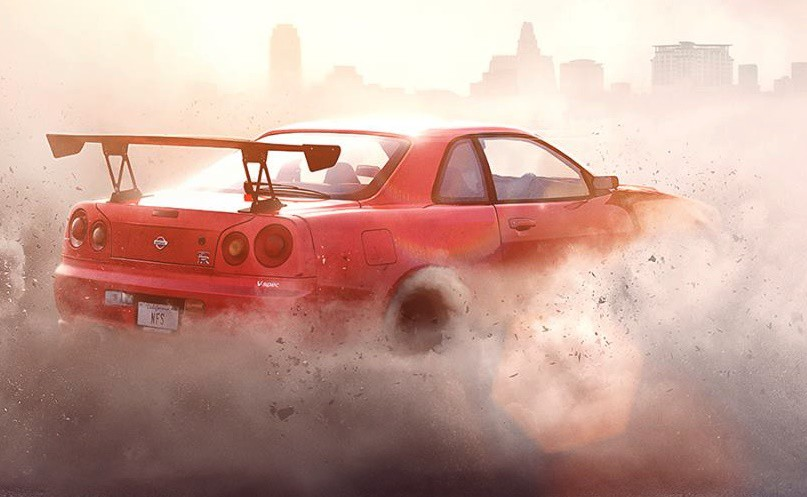 Need For Speed Payback-teaser