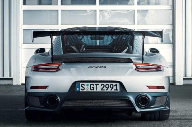 Porsche 911 GT2 RS Leak-Goodwood Festival of Speed-7