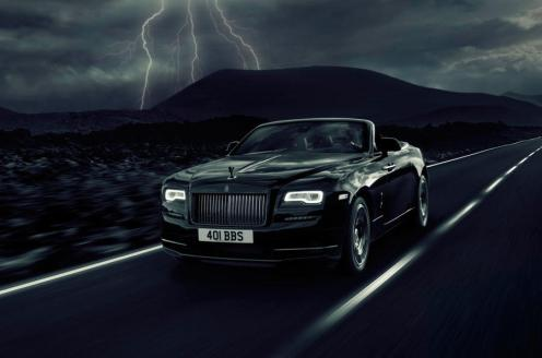 Rolls Royce Dawn Black Badge-Goodwood-1