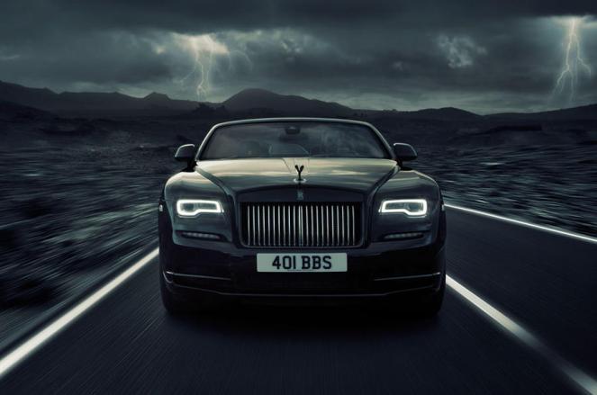 Rolls Royce Dawn Black Badge-Goodwood-12