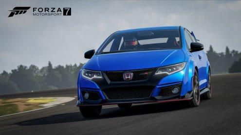 2016 Honda Civic Type-R-Forza 7