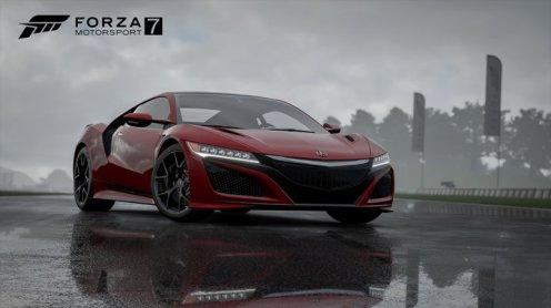 2017 Acura NSX-Forza 7