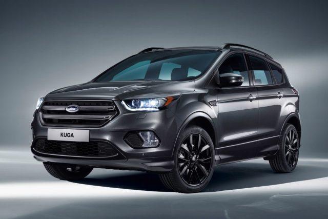 2017-Ford Kuga