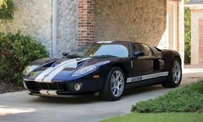 Jeremy Clarkson-2005 Ford GT For Sale-1