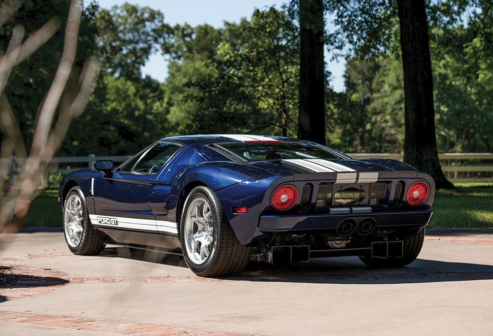 Jeremy Clarkson-2005 Ford GT For Sale-2