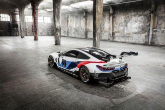 BMW M8 GTE-2017 Frankfurt Motor Show-3