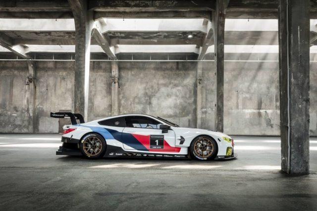 BMW M8 GTE-2017 Frankfurt Motor Show-5