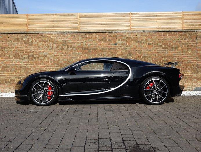 Used Bugatti Chiron for sale-Romans International-UK-4