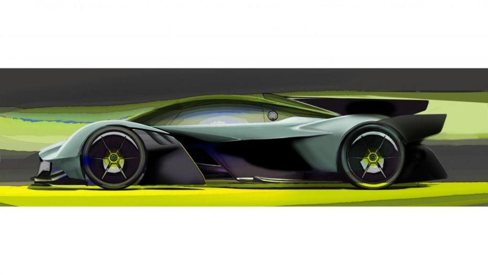Aston Martin Valkyrie AMR Pro-2