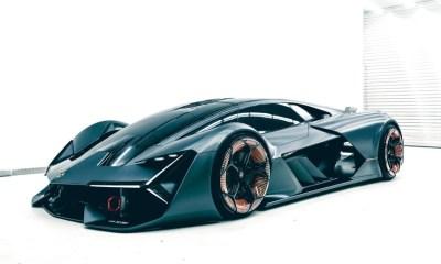 Lamborghini Terzo Millennio concept-1