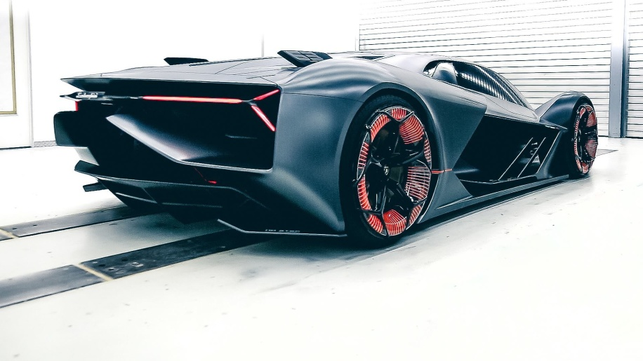 Lamborghini Terzo Millennio concept-3