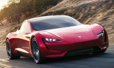 Tesla Roadster-1