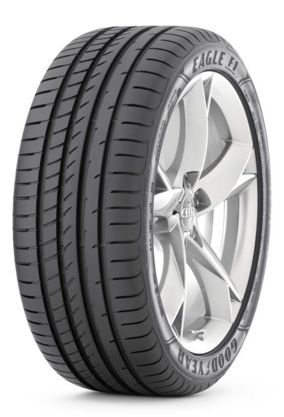 Goodyear Eagle F1-tires