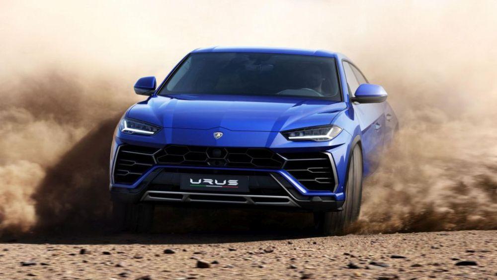 Lamborghini Urus-launch-5