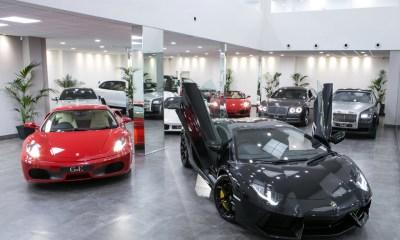 supercar finance