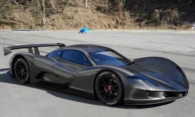 Aspark Owl-electric supercar-1