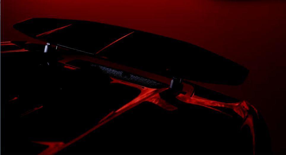 Bugatti Chiron Sport teaser-1