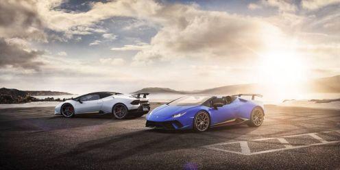 Lamborghini-Huracan-Performante-Spyder-2018 Geneva Motor Show-3