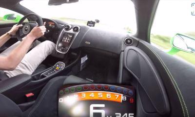 Mclaren 570S-RaceChip-top-speed-autobahn