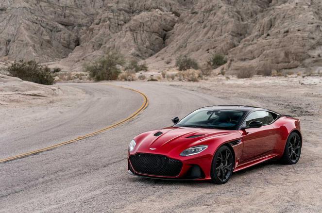 Aston-Martin-DBS Superleggera-leaked-image-3