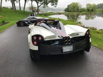 White-Pagani Huayra Roadster-Concorso Ferrari-Friends-Huay-not-3