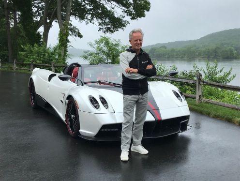 White-Pagani Huayra Roadster-Concorso Ferrari-Friends-Huay-not-5