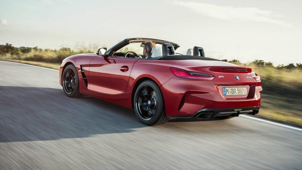 2019 BMW Z4 Roadster 5