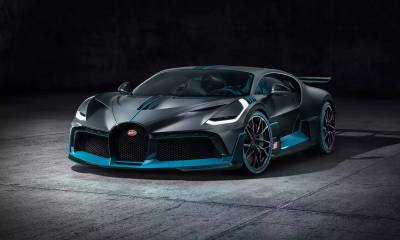 Bugatti Divo Pebble Beach 2