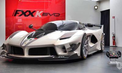Ferrari-FXX-K-Evo-For-Sale