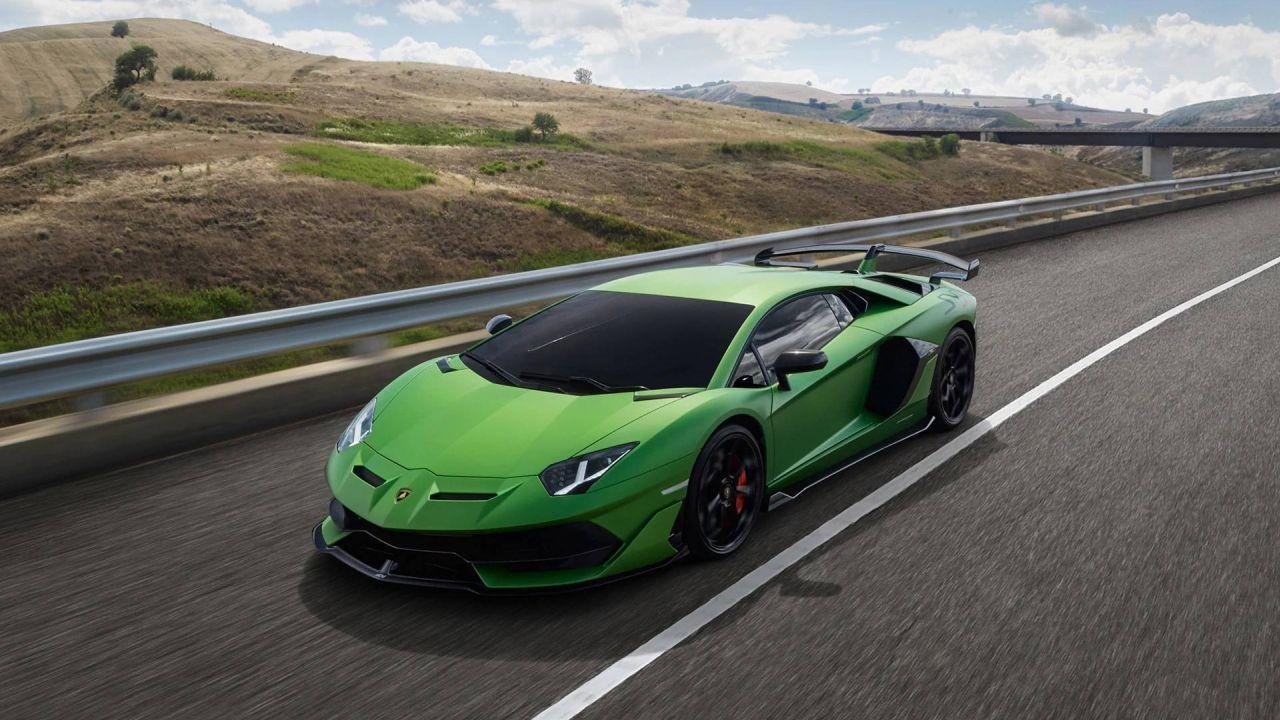 Badass Lamborghini Aventador SVJ Promo Video Compares it to