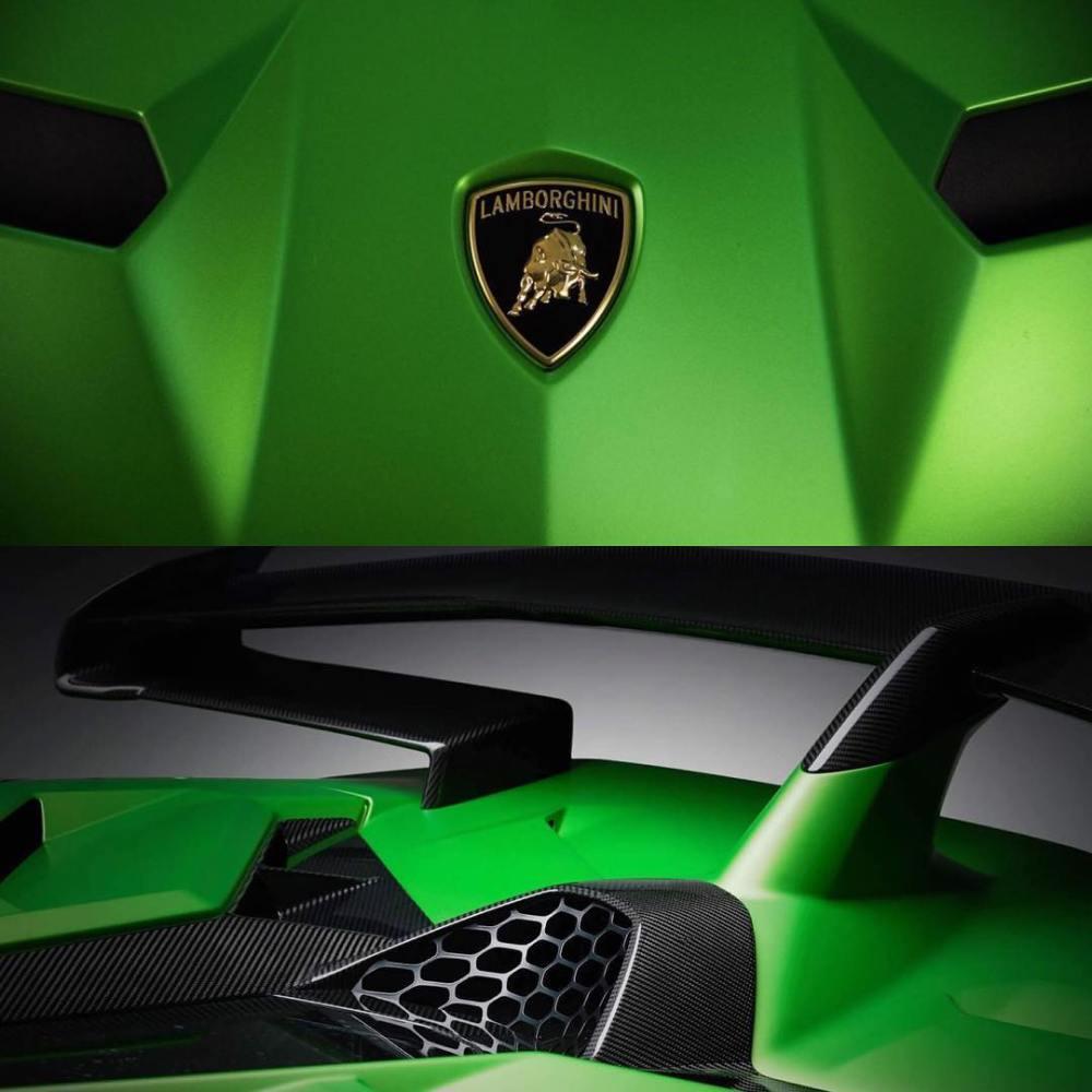 Lamborghini Aventador SVJ Unica App 2
