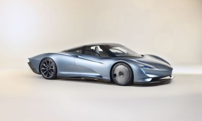2019 McLaren Speedtail 2