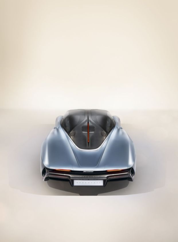 2019 McLaren Speedtail 6