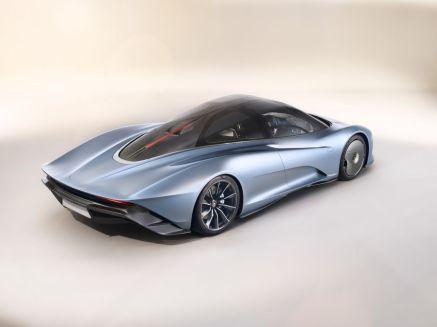 2019 McLaren Speedtail 8