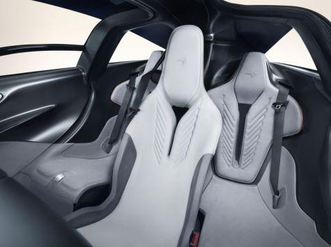 2019 McLaren Speedtail interior 1