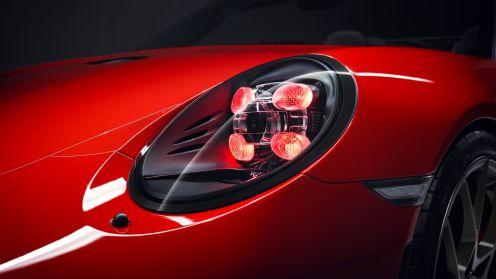 2019 Porsche 911 Speedster Paris Motor Show 1