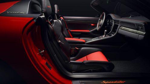 2019 Porsche 911 Speedster Paris Motor Show 4