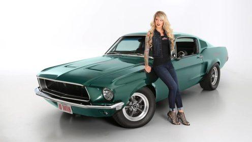 Ford Mustang Bullitt Dream Giveaway Raffle