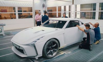 Italdesign Nissan GT R50