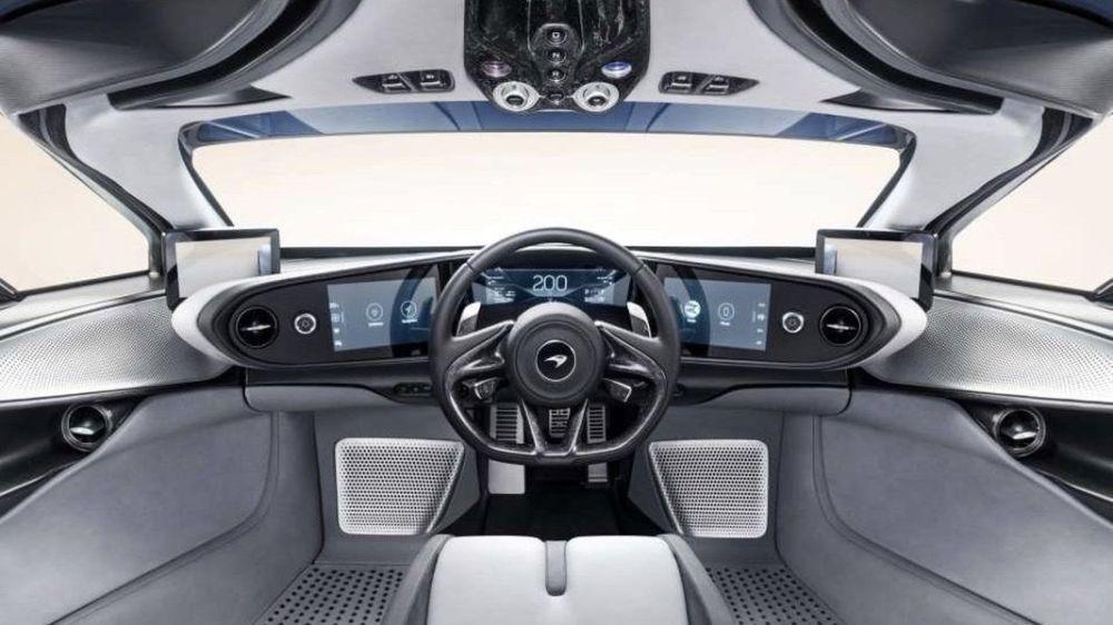 McLaren Speedtail leaked 2 1