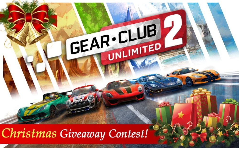 Gear Club Unlimited 2 Giveaway Contest