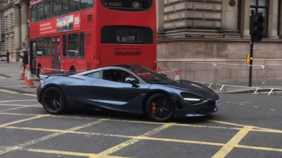 McLaren 720S Fast and Furious Spin-off
