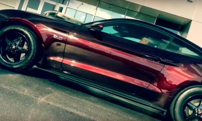 Nitrous-Ford-Mustang-Drag-Pak