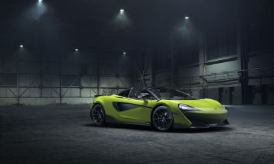 McLaren 600LT Spider-Detroit Motor Show-4