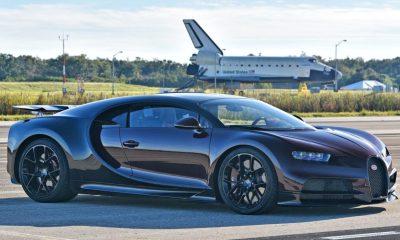 Bugatti Chiron NASA