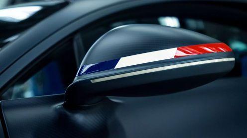 Bugatti Chiron Sport 110 ans Bugatti-2019 Geneva Motor Show-2